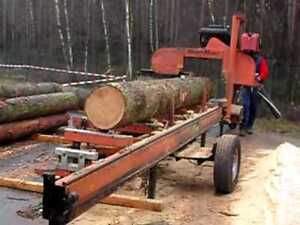 *****Portable SAWMILL for HIRE HANTS co*****