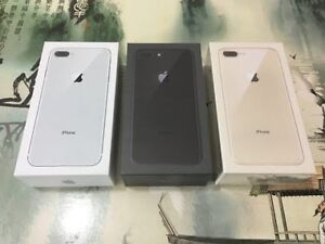 iPhone 8 brand new and unopened in box