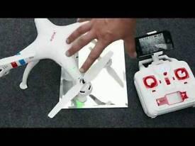 Syma X8W Quadcopter Drone. Extra batteries