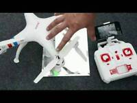 Syma X8W Quadcopter Drone. Extra batteries