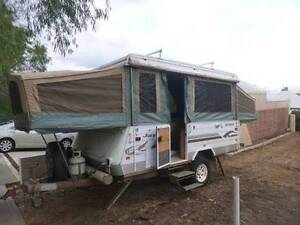 Jayco Flamingo Outback Bush Tent Trailer South Perth South Perth Area Preview