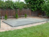 Landscape gardening and small ground works