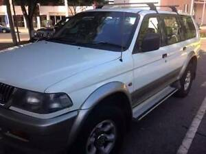 1998 Mitsubishi Challenger Wagon Gray Palmerston Area Preview