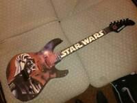 Fernandes Darth Vader Star Wars strat