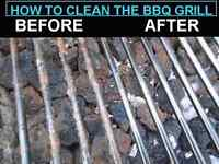 BBQ cleaning    BBQ hook up mississauga Oakville