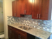 Fully renovated 2 bedroom is up for June 1st