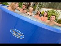 Hot Tub Hire Northwich and Surrounding Areas