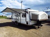 WHY BUY?RENT A NEW TRAILER, I DELIVER RIGHT TO YOUR CAMPGROUND!!