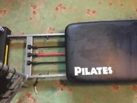 Aero Pilates machine as new