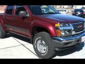 Im looking for 2004-2008 GMC Canyon Pickup Truck