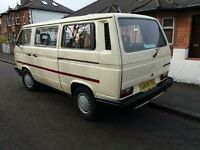 VW Minibus Camper T25 1989 8-Seater