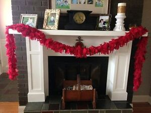 Vintage Inspired Christmas Garland