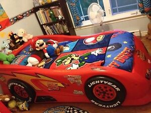 Lightening McQueen Twin Size Bed