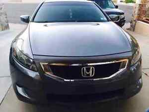 2008 HONDA ACCORD EXL V6 LEATHER MINT CONDITION FOR SALE