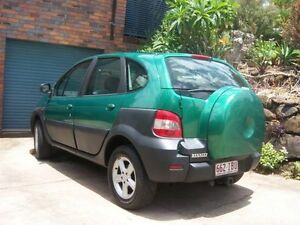 2003 Renault Scenic Wagon Bilinga Gold Coast South Preview