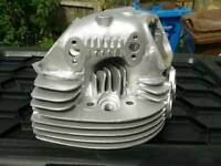 Vapour blasting grit blasting services motorcycle and car part restoration