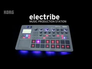 Korg electribe 2 synth séquenceur ....... Beat