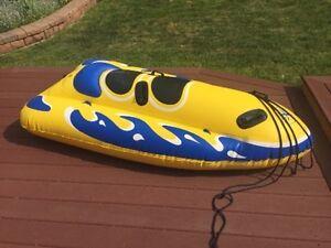 Inflatable Ski Bob
