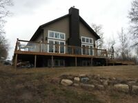 Beautiful  Lakefront Home at Bright Sand Lake for RENT