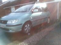 For Sale Hyundai Matrix GSI