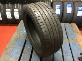 Single Bridgestone Potenza RE050A I RFT 205/50r17 89V Dot 3509