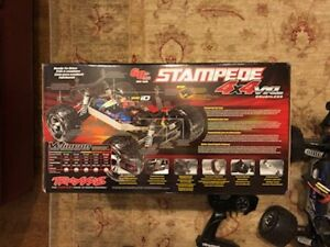 Traxxas Stampede 4x4 VXL for sale