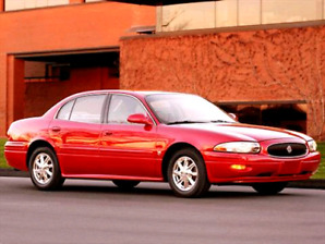 2003 Buick lesabre limited for sale.