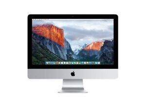 Mint Condition, upgraded Slim Apple iMac 21.5
