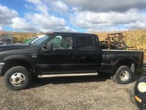 ford f-350 dually 4x4