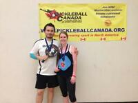 Pickleball lessons Aug 27th with a pickleball pro