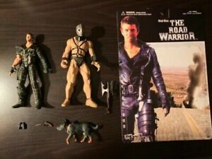 Mad Max The Road Warrior Mad Max Action Figure by N2Toys