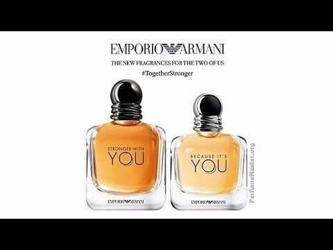 Emporio Armani - Because It's You - Eau de Parfum 50ml - For Him + For Her