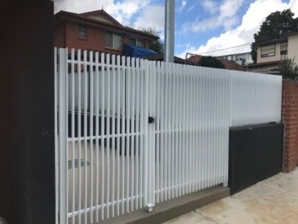 Gates, Privacy, Sliding Gates & Motors