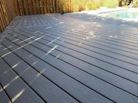DSL DECKS & FENCE- 30% OFF all spring bookings -819-431-3767