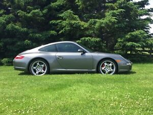 2007 Porsche 911 4S Coupe (2 door)