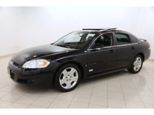 2009 Chevrolet Impala SS Sedan 99kms $9999.00