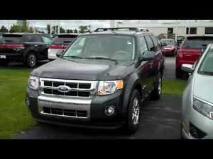 2009 FORD ESCAPE XLT 4X4  LOADED EASY FINANCING
