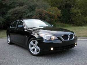 2006 BMW 5-Series Sedan LOW KMs Great Condition