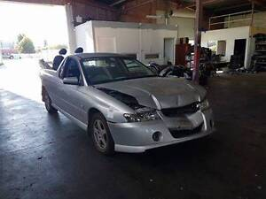 Wrecking 2004 VZ Commodore Ute S V6 With 6 Speed Manual Bayswater Bayswater Area Preview