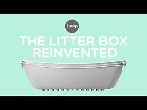 Luuup Litter Box