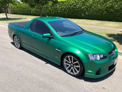 2011 6 SPEED MANUAL UP-SPEC SS-V COMMODORE SPORTS UTILTIY