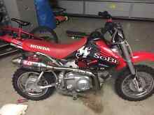 Honda crf50******2013 Pimpama Gold Coast North Preview
