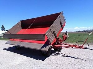 Flatbed Dump Tractor Trailer