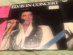 Elvis & Neil Diamond original LPs-albums/old vinyls-before 1970 Kitchener / Waterloo Kitchener Area image 5