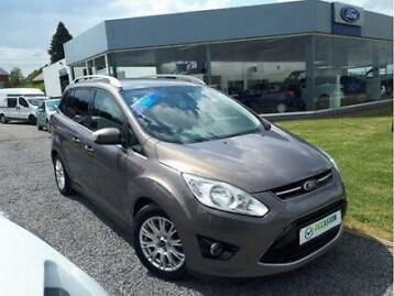 Ford Grand C-Max 1.6 TDCi 115 - Titanium