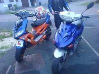 Moto roma 100cc