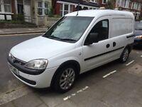 Vauxhall combo van 1.4 £1.350