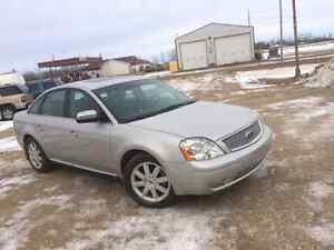 2007 ford five hundred limited awd NEW TIRES