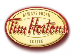 Tim Hortons Day Shift