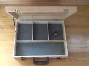 Artists Box Carrying Case